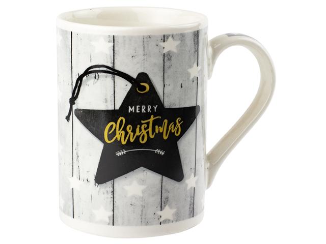 """Кружка """"Рождество. Merry Christmas"""" 320мл, в подарочной упаковке, фарфор"""