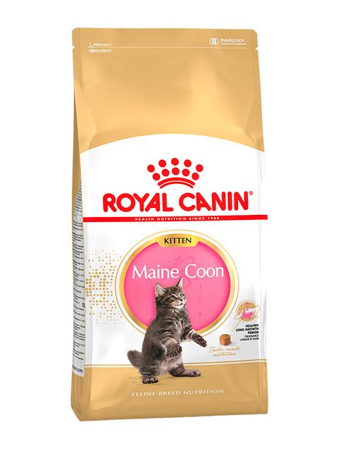 Корм РК Киттен Мейн Кун 0,4кг (для котят в возрасте до 15 месяцев)