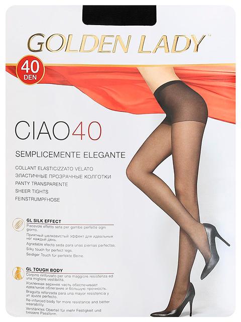 """Колготки женские Golden Lady """"Ciao 40"""" Nero 4-L"""