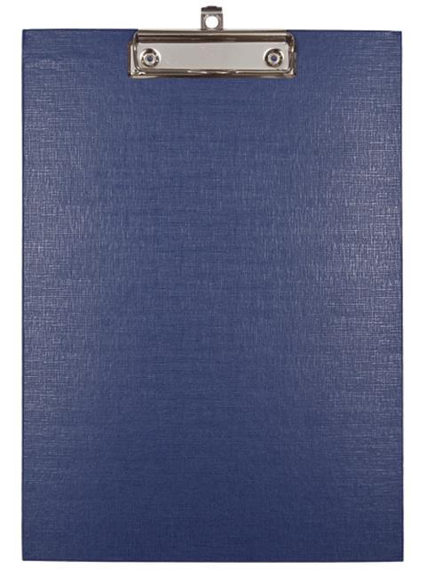 Планшет с зажимом А4 deVENTE, синий, ПВХ (клипборд)