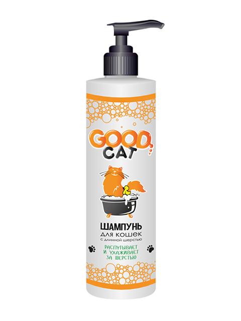 FAVORiTE Good Cat Шампунь для КОШЕК С ДЛИННОЙ ШЕРСТЬЮ 250мл.