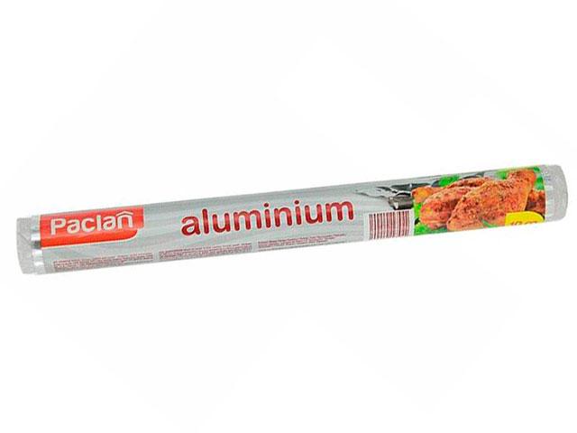 """Фольга пищевая """"Paclan"""" 10 м х 29 см, в рулоне"""