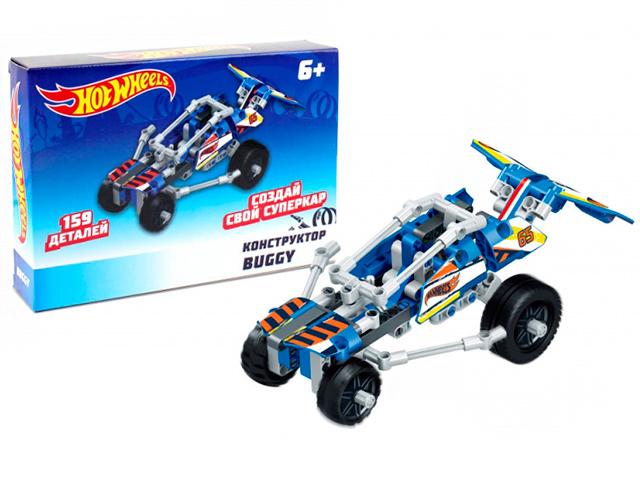 """Конструктор Hot Wheels """"Buggy"""" 159 деталей"""