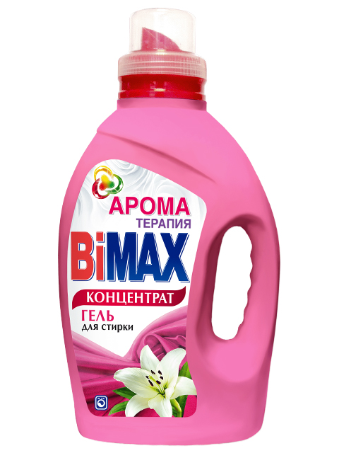 "Bimax СМС Гель для стирки ""Арома Терапия"", 2600г"