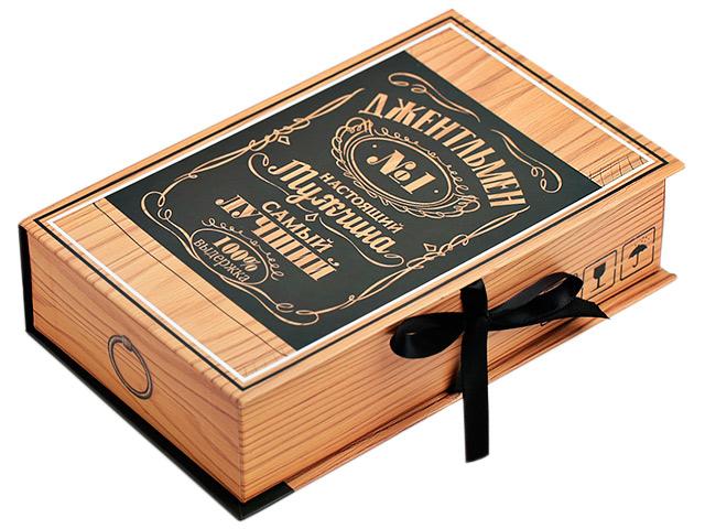 """Коробка-книга подарочная """"Подарок"""""""