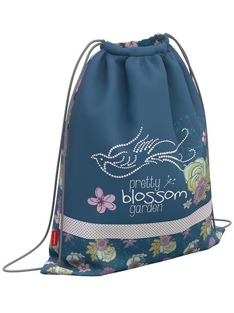 """Сумка для обуви ErichKrause """"Blossom"""" 50х41см"""