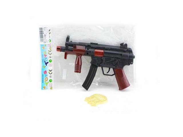 """Игрушечное оружие Автомат-трещотка """"MP5К-17A"""""""