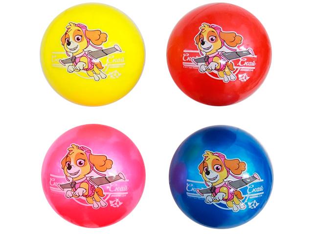 """Мяч детский Paw Patrol """"Скай"""" 22 см, надувной, микс"""