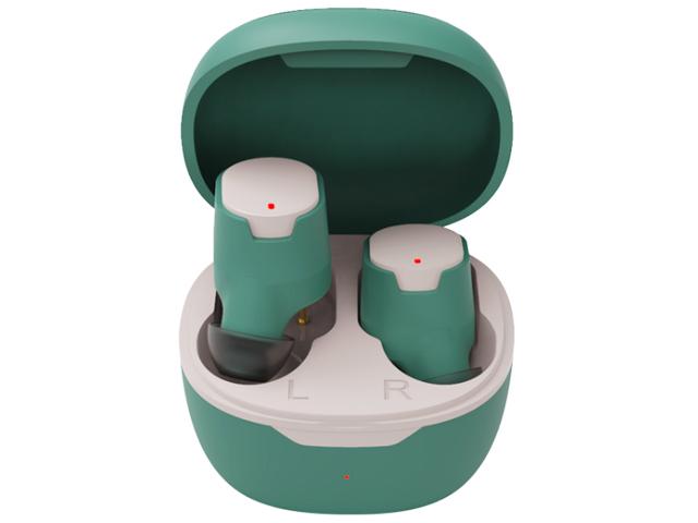 Наушники-вкладыши Ritmix RH-835BTH TWS Dark Green беспроводные