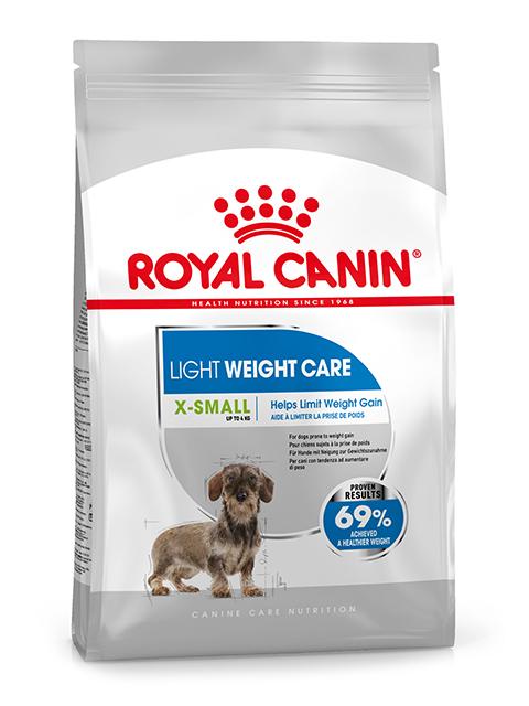 Корм РК ИКС-Смол Лайт Вейт Кэа 0,5 кг (для взрослых и стареющих собак миниатюрных размеров склонных к набору веса ,10 мес и старше)