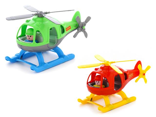 """Игрушка вертолет """"Шмель"""" пластик, в коробке"""