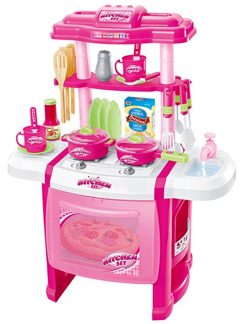 """Игровой модуль """"Кухня как у мамы 2"""" с водой"""