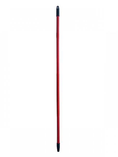 Черенок для щетки, металлический (1,2м)