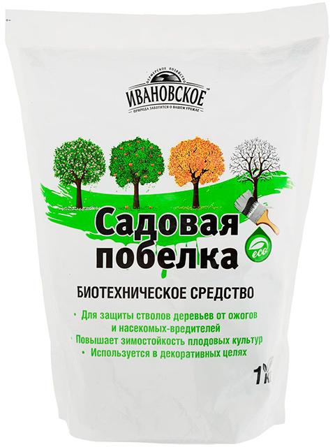 Побелка садовая 1,0 кг Ивановское