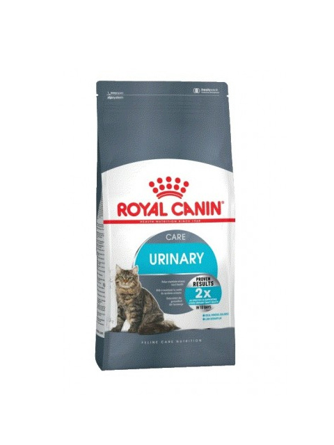Корм РК Уринари кэа 2 кг (для кошек профилактика МКБ)