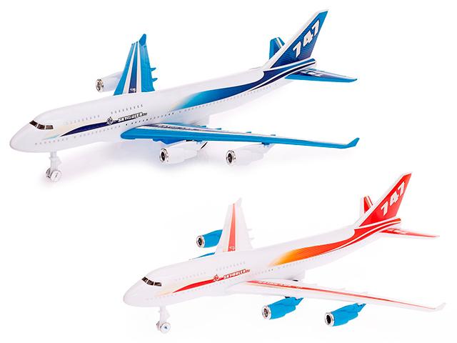 """Игрушка """"Самолет. Воздушный корабль"""" инерционный"""
