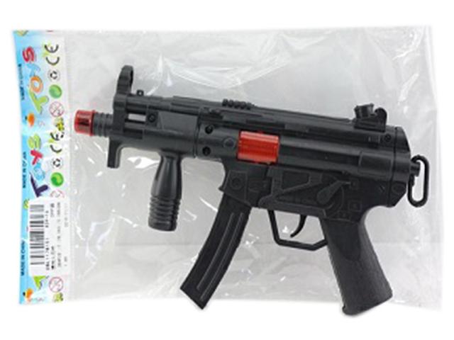 """Игрушечное оружие """"Автомат-трещетка"""" 25см, в пакете"""