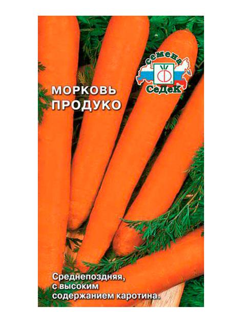 Морковь Продуко, ц/п