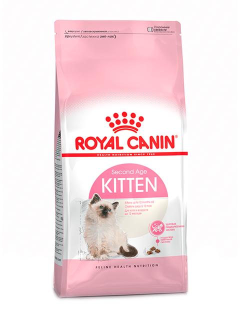 Корм РК Киттен 0,3 кг (для котят до 12 мес.)
