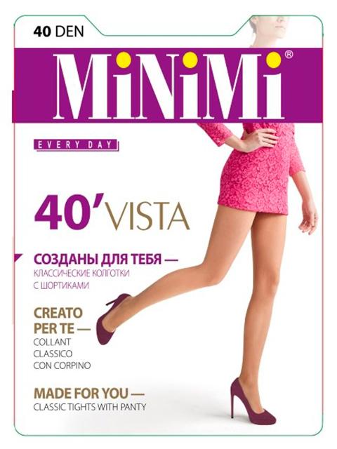 "Колготки женские MiNiMi ""Vista 40"" Caramello 3-M"