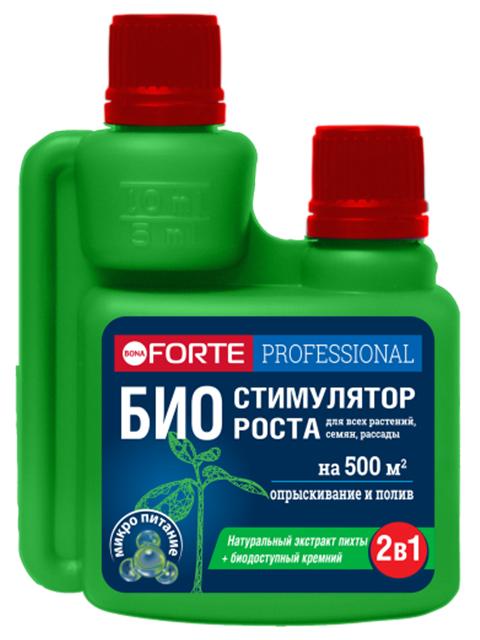 Bona Forte Био-активатор стимулятор роста,натуральный 100мл
