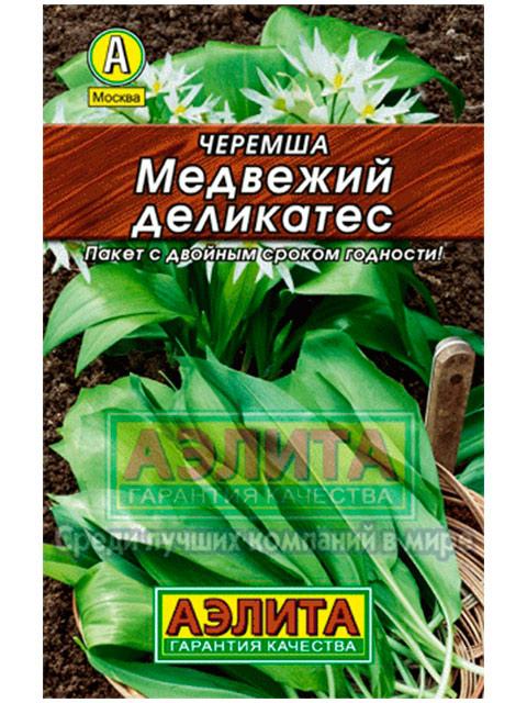 Черемша Медвежий деликатес, ц/п, 0,5 гр. Лидер