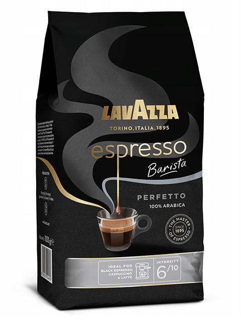 """Кофе в зернах LAVAZZA """"Espresso Barista Perfetto"""" 1кг, вакуумная упаковка"""