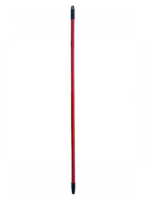 Черенок для щетки, металлический (1,5м)