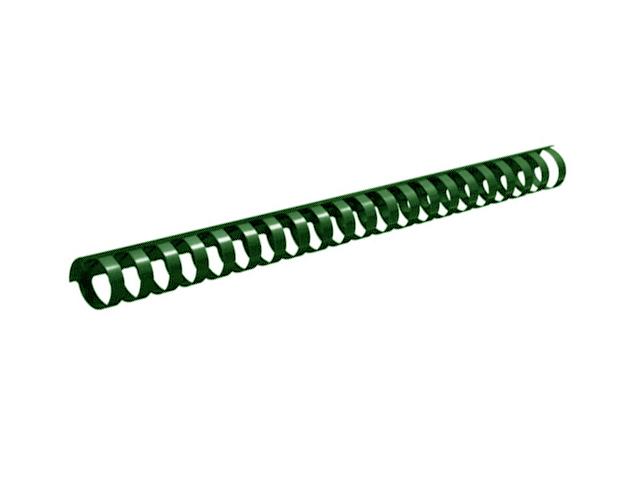 Пружина для переплета d= 8 мм пластиковая, прозрачная
