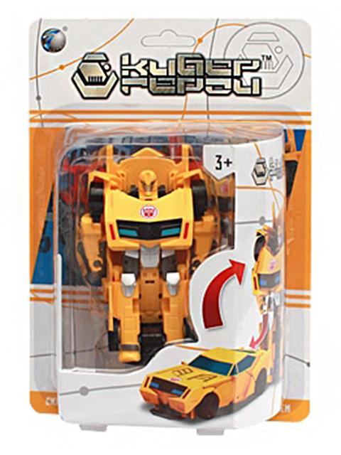 """Игрушка """"Робот-трансформер. Кибергерои-2"""""""