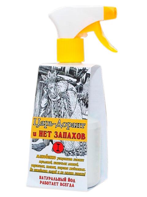 Царь-Дорант 0,3л Йодный препарат, обеззараживает, устраняет запахи