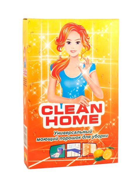 Clean Room Средство для уборки Лимон, 400 г, порошок, в картонной упаковке