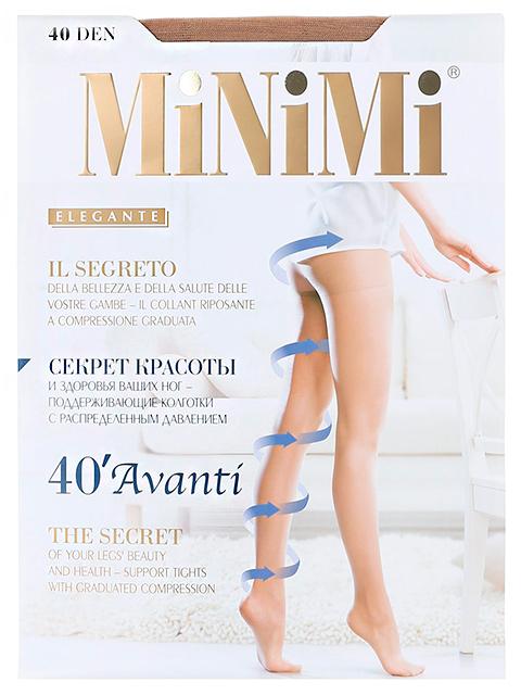 "Колготки женские MiNiMi ""Avanti 40"" Daino 3-M"