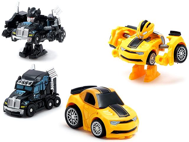 """Игрушка """"Робот-трансформер. Автобот"""" микс"""