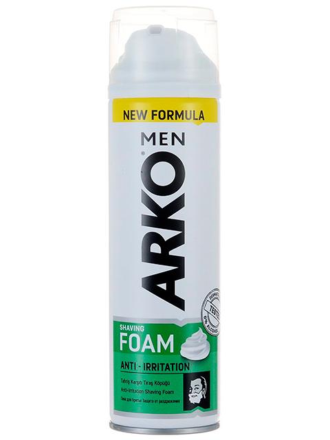 "Пена для бритья ARKO ""Anti Irritation"" 200 мл"