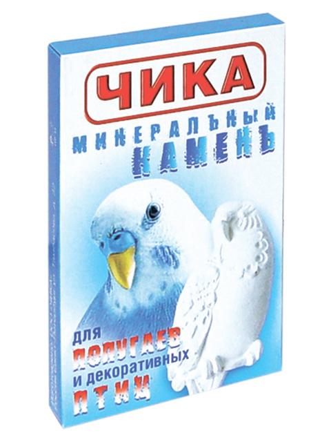 """Минеральный камень для птиц """"ЧИКА"""" 18гр."""
