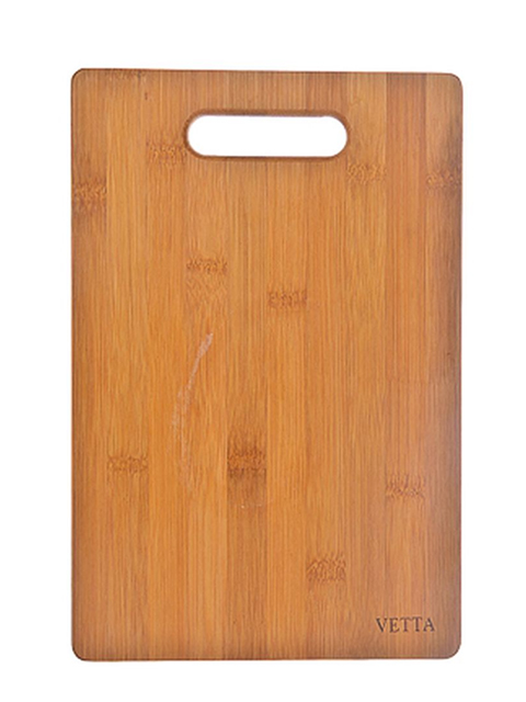 "Доска разделочная ""VETTA"" бамбук 30х20х0,9 см"