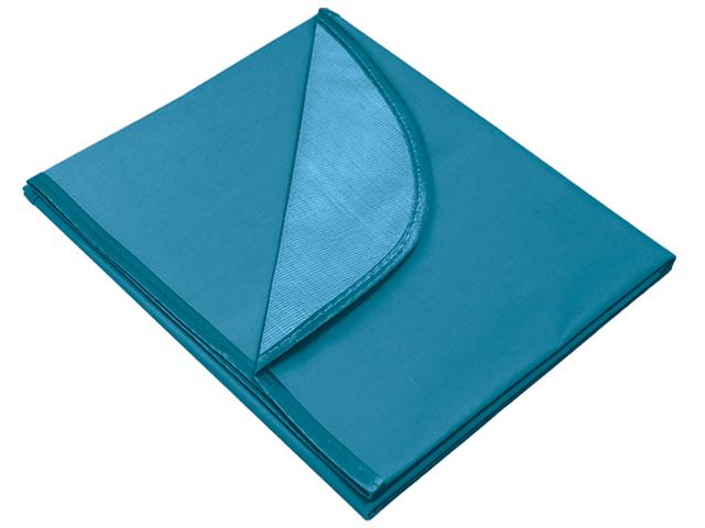 Настольное покрытие deVENTE, 50х70 см, водоотталкивающая ткань, бирюзовое