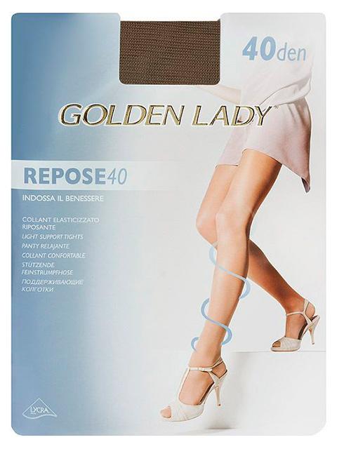 "Колготки женские Golden Lady ""Repose 40"" Daino 4-L"