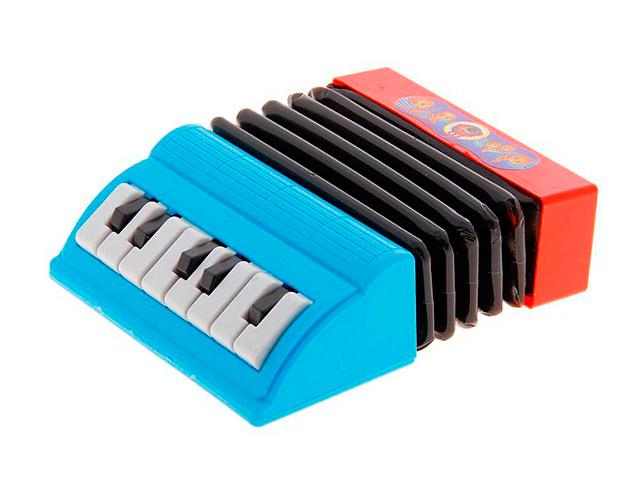 Музыкальный инструмент Аккордеон , звук