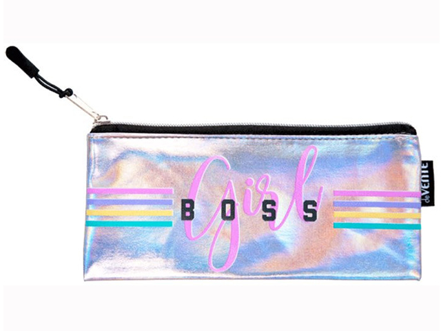 "Пенал-косметичка deVENTE ""Girl Boss"" кожзам"