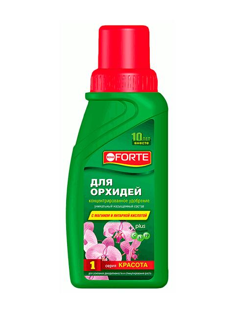 Bona Forte Для орхидей КРАСОТА флакон 285мл.