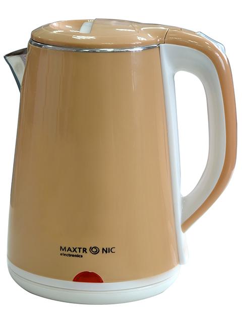 Чайник электрический MAXTRONIC МАХ -222A, 2 л, 1800 Вт