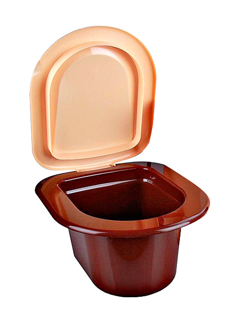 Ведро-туалет мини