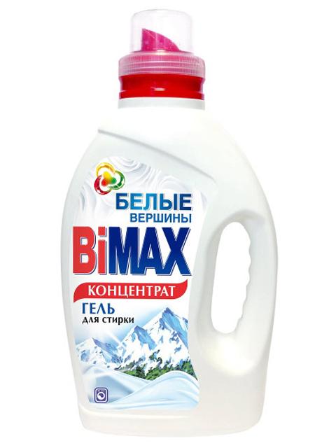 """Bimax СМС Гель для стирки """"Белые вершины"""", 2600г"""