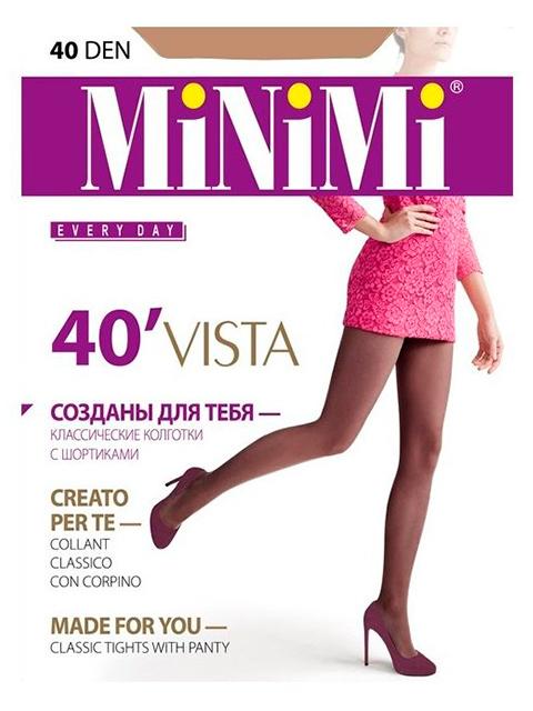 "Колготки женские MiNiMi ""Vista 40"" Daino 5-XL"