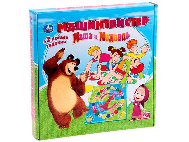 """Игра """"Машинтвистер. Маша и медведь"""""""