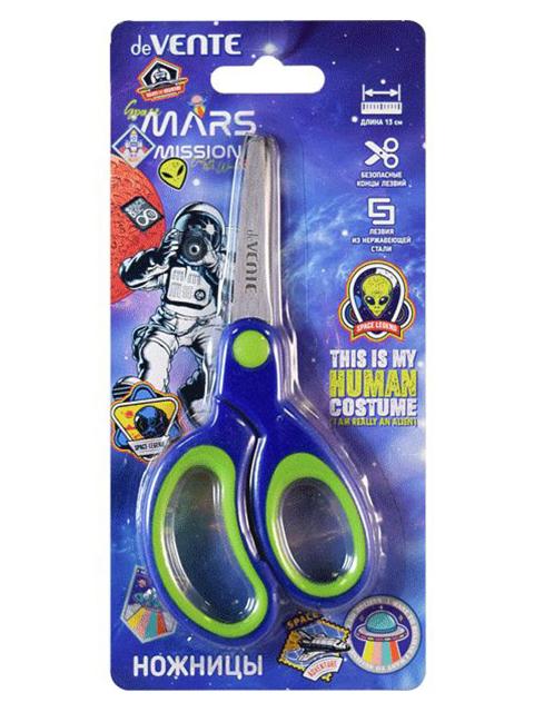 """Ножницы deVENTE """"Mars Mission"""" 13cм, детские"""