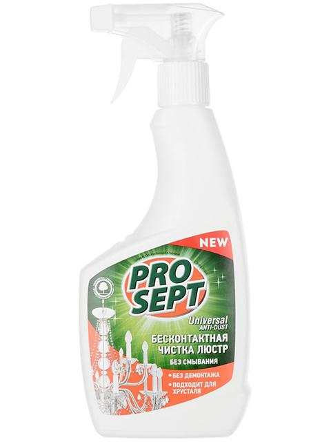 """Средство для для чистки люстр PROSEPT """"Universal Anti-dust"""" 500мл"""
