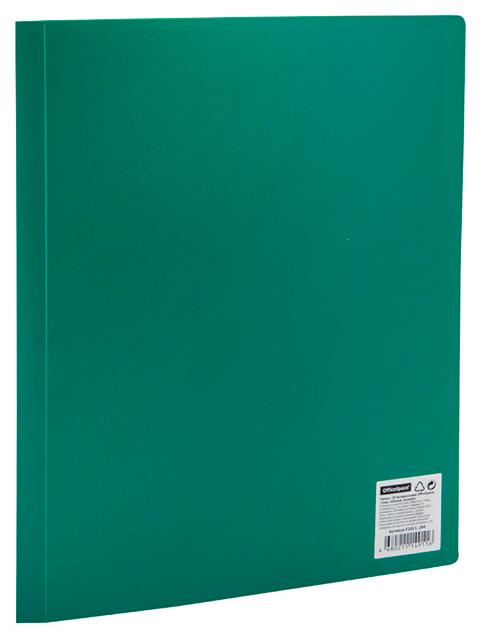 Папка OfficeSpace 20 вкладышей, 17 мм, 400 мкм, зеленая